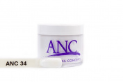 ANC Dipping Powder 60ml #34 White