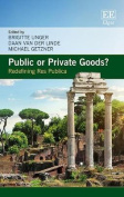 Public or Private Goods?