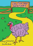 Libby Finds Vegan Sanctuary [Board book] [Large Print]