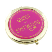 Elegant Queen Of Everything Compact Mirror Gift For Her