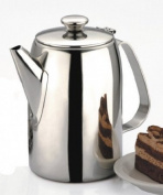 SUNNEX - 3 LITRE STAINLESS STEEL TEA/COFFEE POT by Sunnex