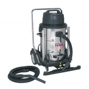 Sealey PC477 Industrial Wet and Dry Vacuum Cleaner