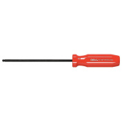 Steel Screwdriver with 5-1x 2f;10cm Shank and 5x 2f;80cm Ball Hex Tip - 1 Each