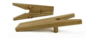 Creamore Mill UK Made Oak Boot Jack / Shoe Remover