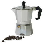 Home Basics Espresso Maker, 6-Cup by HDS Trading Corp
