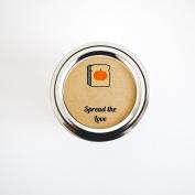 Once Upon Supplies 5.1cm Pumpkin Butter Labels, 40 pcs