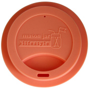 Silicone Drinking Lid for Mason, Ball, Canning Jars
