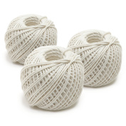Norpro 100% Cotton 70m Rolled Butcher's Twine, Set of 6