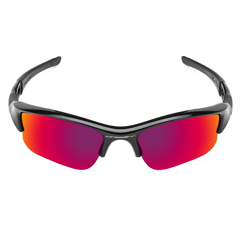 00a8b2b700 Revant Replacement Lenses for Oakley Flak Jacket XLJ Black Chrome  MirrorShield®