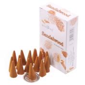 Stamford Hex Incense Cones - Sandalwood