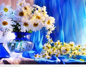 Flowers #36 Diamond DIY Painting Cross Stitch embroidery Home Decoration