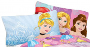 Disney Princess Reversible Standard Pillowcase - Dreaming Princess
