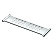 Gatco 1460 Elegant Shower Shelf, 48cm , Chrome