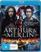 Arthur & Merlin [Region B] [Blu-ray]