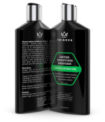 TriNova Leather Conditioner and Restorer with Water Repellent Formula, 240ml