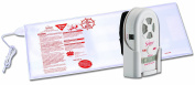 Secure 45BSET-5 Bed Exit Alarm Set For Falls Management And Wandering Prevention - High Quality Caregiver Patient Alert With Adjustable Volume And Tone - Batteries Included