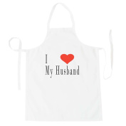 I Love Husband Funny Novelty New Apron g90b
