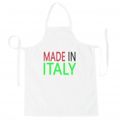 Made In ITALY Funny Novelty New Apron i15b
