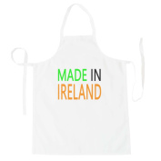 Made In IRELAND Funny Novelty New Apron i17b
