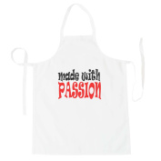 made with PASSION Funny Novelty New Apron j19b