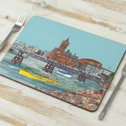 CARDIFF BAY PLACEMAT