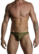 Mens Solid Thong Swimsuit Gary Majdell Sport