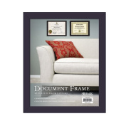 BAZIC 22cm X 28cm Multipurpose Document Frame with Glass Cover, Case of 24