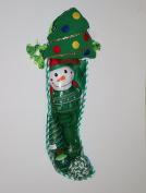 Holiday Large Dog Toys Stocking - Christmas Tree
