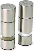 Olde Thompson Stainless Steel Euro Salt and Pepper Shaker Set