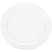 Replacement Sunbeam SGS90701B01 Microwave Glass Plate - Compatible Sunbeam 3390W1A035 Microwave Glass Turntable Tray - 9 5/8""
