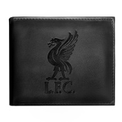 Liverpool FC Official Football Gift Embossed Crest Wallet