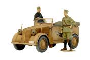 Italeri Coloniale 37014 No.14 1/35 German Italy Staff Car 508cm