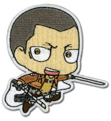 Patch - Attack on Titan - New SD Conny Anime Licenced ge44991