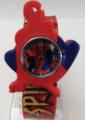 Spiderman 3D Toy Figure Slap Watch w/Stickers