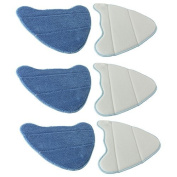Spares2go Lifetime Washable Cleaning Pads For VAX Steam Cleaner Mops