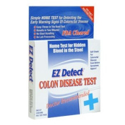 KY216671 - EZ DETECT Home Test for Early Warning Signs of Colorectal Disease