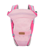 YOUJIA Baby Front Carrier Breathable Backpack Comfort Back Carriers Wrap for Newborns