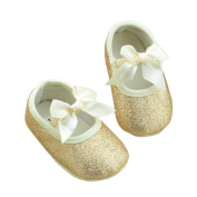 First Walking Shoes, Tonsee Glitter Baby Pu Leather Shoes Sneaker Anti-Slip Soft Sole Toddler Fashion