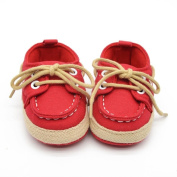 Tonsee Baby Kids Boys Girls Soft Sole Casual Canvas Sneaker Toddler Shoes