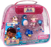 Disney Doc McStuffins Exclusive Figure 6-Pack Doc's Favourite Toy Friends [Lambie, Moo Moo, Boppy, Squeakers, Stuffy & Aurora]