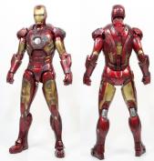 Hot Toys The Avengers Iron Man Mark VII [Battle Damaged] Movie Masterpiece Series MMS196 Sixth Scale Figure