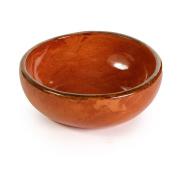 Mexican Clay Soup Bowl - Plain