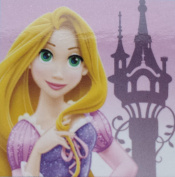 Rapunzel Princess Series Wash Flannel Face Cloth - Bathing Accessories