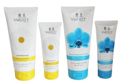 Yardley London Body and Skin Care Bundle Collection - 4 Items - Lotion + Body Wash + Hand & Nail Cream