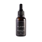 Alpha Grooming Beard Oil - Sandalwood 30ml