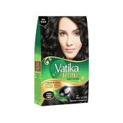 Vatika Henna Hair Colour Rich Black