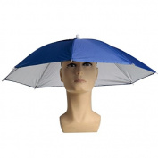 Yongse Foldable Sun Umbrella Fishing Hiking Golf Camping Headwear Cap Head Hats Outdoor