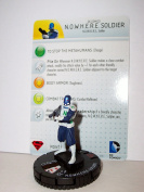 Heroclix DC Teen Titans #009 N.O.W.H.E.R.E. Soldier Figure with Card