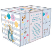 Robert Frederick Beatrix Potter Peter Rabbit Baby 2 Drawer Keepsake Set