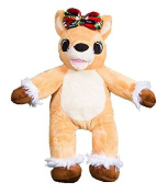 """Build Stuff your Own """"Olive"""" the other Reindeer 8""""/20cm - No Sewing"""